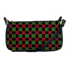 Df Heartflow Shoulder Clutch Bag by deformigo