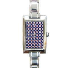 Df Batticalloa Rectangle Italian Charm Watch