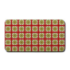 Df Hackberry Grid Medium Bar Mats by deformigo