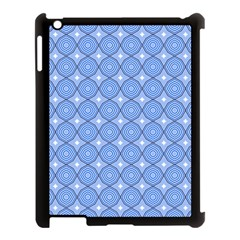 Df Alabaster Apple Ipad 3/4 Case (black) by deformigo