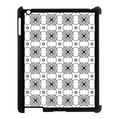 Df Snowland Apple Ipad 3/4 Case (black) by deformigo