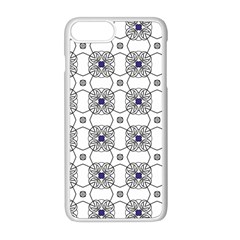 Df Snowland Iphone 8 Plus Seamless Case (white) by deformigo