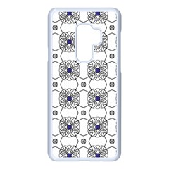 Df Snowland Samsung Galaxy S9 Plus Seamless Case(white) by deformigo