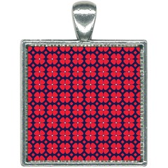 Df Clematis Square Necklace by deformigo