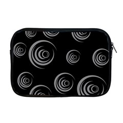 Rounder Apple Macbook Pro 17  Zipper Case