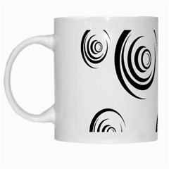 Rounder Ii White Mugs
