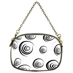 Rounder Ii Chain Purse (one Side)