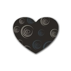 Rounder Iii Heart Coaster (4 Pack)
