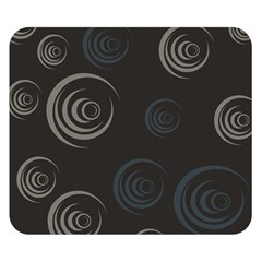 Rounder Iii Double Sided Flano Blanket (small)