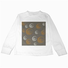 Rounder Vi Kids Long Sleeve T-shirts