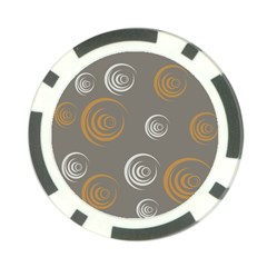 Rounder Vi Poker Chip Card Guard