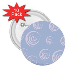 Rounder Vii 2 25  Buttons (10 Pack)