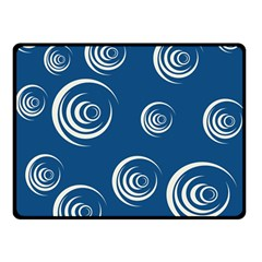 Rounder Viii Double Sided Fleece Blanket (small)