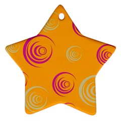 Rounder Ix Star Ornament (two Sides)