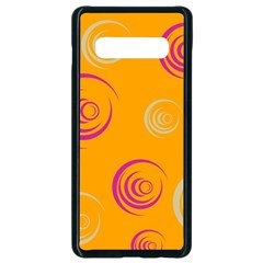Rounder Ix Samsung Galaxy S10 Plus Seamless Case (black)