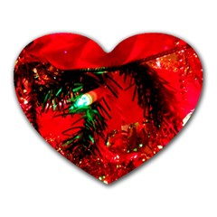 Christmas Tree  1 5 Heart Mousepads