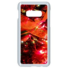 Christmas Tree  1 8 Samsung Galaxy S10e Seamless Case (white) by bestdesignintheworld