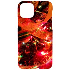Christmas Tree  1 8 Iphone 11 Pro Black Uv Print Case by bestdesignintheworld