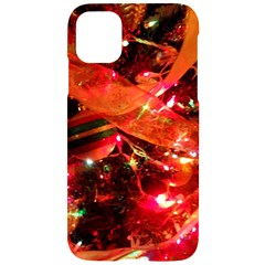 Christmas Tree  1 8 Iphone 11 Black Uv Print Case by bestdesignintheworld