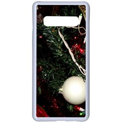 Christmas Tree  1 20 Samsung Galaxy S10 Plus Seamless Case(white) by bestdesignintheworld