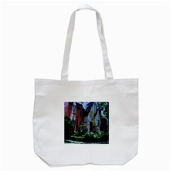 Hot Day In Dallas 53 Tote Bag (white) by bestdesignintheworld