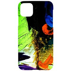 I Wonder 1 Iphone 11 Pro Max Black Uv Print Case by bestdesignintheworld