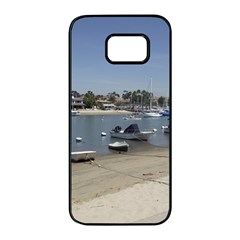 Balboa 1 3 Samsung Galaxy S7 Edge Black Seamless Case by bestdesignintheworld