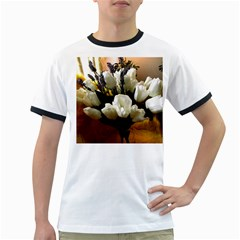 Tulips 1 3 Ringer T by bestdesignintheworld
