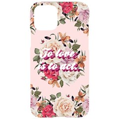 To Love Is To Act Iphone 11 Pro Black Uv Print Case by YANcow