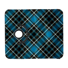 Tartan Scotland Seamless Plaid Pattern Vintage Check Color Square Geometric Texture Samsung Galaxy S  Iii Flip 360 Case by Wegoenart