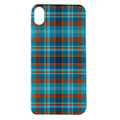 Tartan Scotland Seamless Plaid Pattern Vintage Check Color Square Geometric Texture Apple Iphone Xr Tpu Uv Case