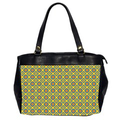 Ryan Willmer Oversize Office Handbag (2 Sides) by deformigo
