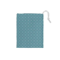 Df Tadeo Di Palma Drawstring Pouch (small) by deformigo