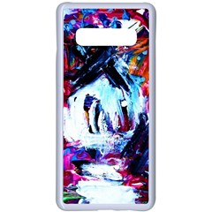 Funny House 1 1 Samsung Galaxy S10 Plus Seamless Case(white)