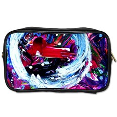 Red Airplane 1 1 Toiletries Bag (one Side) by bestdesignintheworld