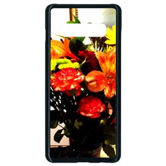 Flowers In A Vase 1 2 Samsung Galaxy S10 Plus Seamless Case (black)