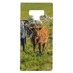 Cows At Countryside, Maldonado Department, Uruguay Samsung Galaxy Note 9 Tpu Uv Case by dflcprints
