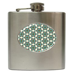 Monticello Hip Flask (6 Oz) by deformigo