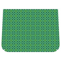 Esmeralda Buckle Messenger Bag by deformigo
