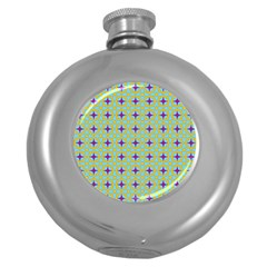 Traggina Round Hip Flask (5 Oz) by deformigo