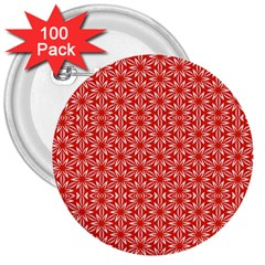 Saliceto 3  Buttons (100 Pack)  by deformigo