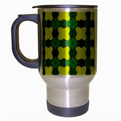 Zembria Travel Mug (silver Gray) by deformigo
