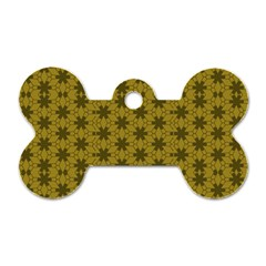 Teressa Dog Tag Bone (one Side) by deformigo