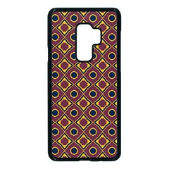 Socotra Samsung Galaxy S9 Plus Seamless Case(black) by deformigo