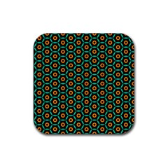 Socorro Rubber Coaster (square)  by deformigo
