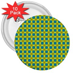 Bisento 3  Buttons (10 Pack)  by deformigo