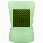 Delford Women s Green Tank Top Back