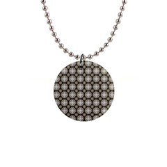 Eliana 1  Button Necklace by deformigo