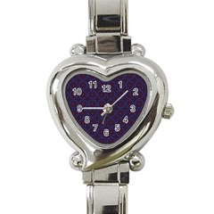 Keyudo Heart Italian Charm Watch by deformigo