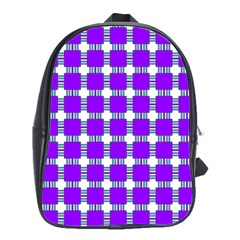 Tortola School Bag (large) by deformigo